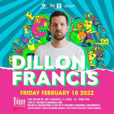 Dillon Francis - FORT LAUDERDALE:
