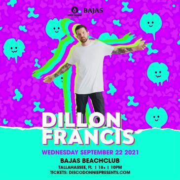 Dillon Francis - TALLAHASSEE: Main Image