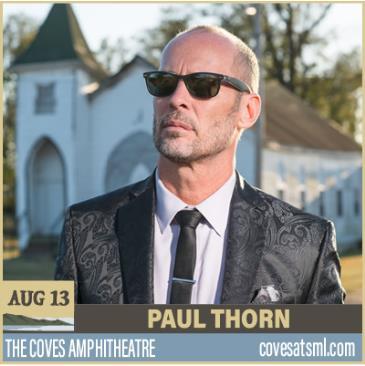 PAUL THORN: Main Image