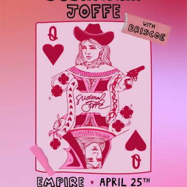 SOLD OUT: Susannah Joffe Live w/ Briscoe-img
