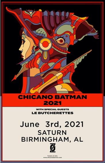 Chicano Batman - CANCELLED: Main Image