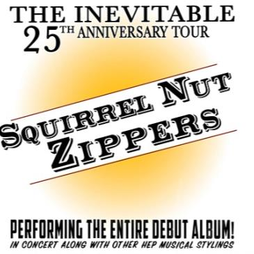Squirrel Nut Zippers - 25th Anniversary Tour-img