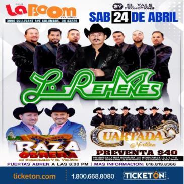 LOS REHENES  , RAZA OBRERA , CUARTADA NORTEÑA: Main Image