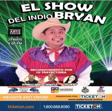 EL SHOW DEL INDIO BRYAN: Main Image