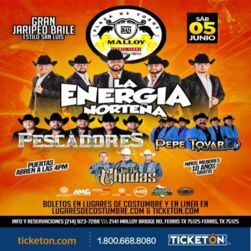 LA ENERGIA NORTENA,FERRIS,TX