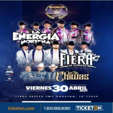 LA ENERGIA,LA FIERA,HOUSTON,TX