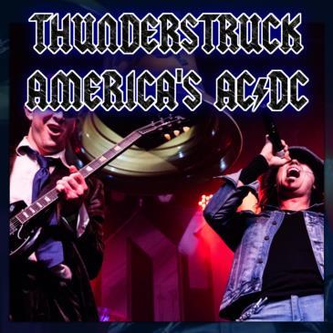 America's AC/DC Tribute - Thunderstruck: Main Image