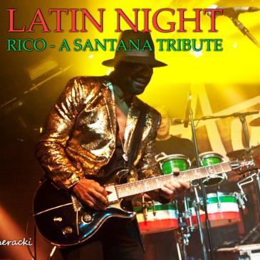 Latin Night ft. Santana Tribute: Main Image