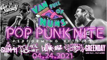 Pop Punk Nite: Dallas, TX! By: Van Full of Nuns: Main Image