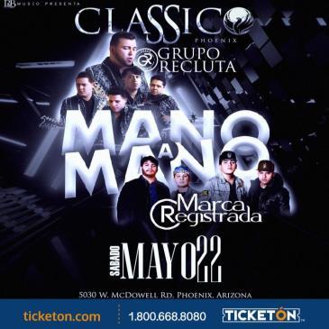 MANO A MANO TOUR 2021