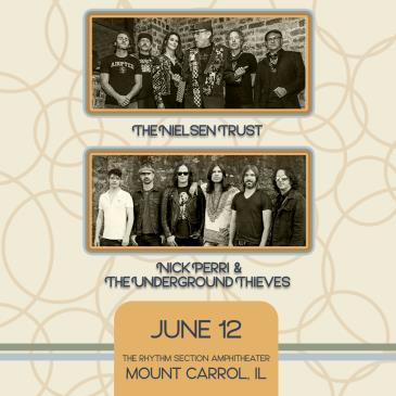 The Nielsen Trust and Nick Perri & The Underground Thieves-img