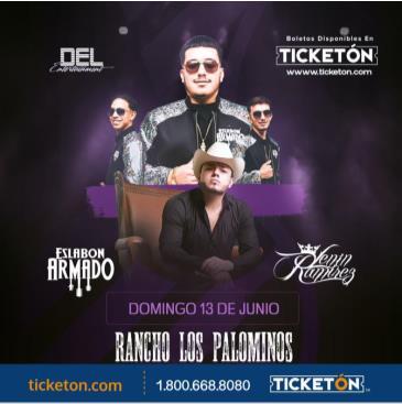 ESLABON ARMADO Y LENIN RAMIREZ: Main Image