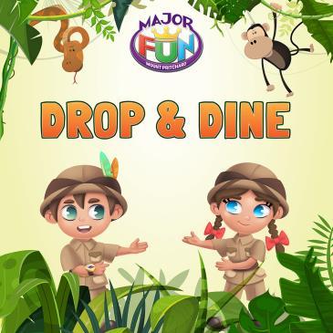Major Fun Drop & Dine at Mounties: Main Image