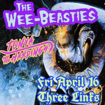 The Wee-Beasties, Tonya and the Hardings: Main Image