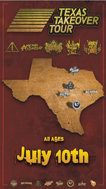 Texas Takeover Tour: Main Image