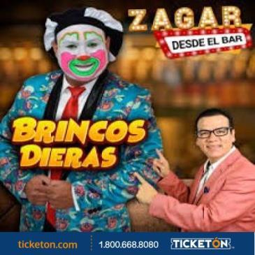 BRINCOS DIERAS JOSE LUIS ZAGAR
