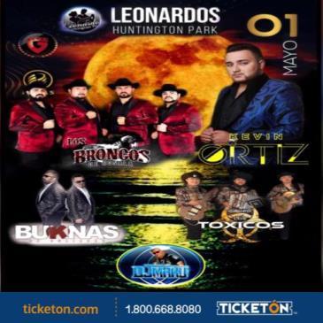 LOS BRONCOS - KEVIN ORTIZ: Main Image