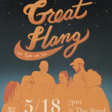 Great Hang! W/ Myka Fox & Tim McLaughlin-img