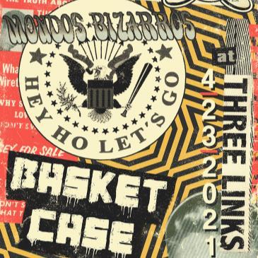 Mondos Bizarros (Ramones), Basket Case (Green Day)-img