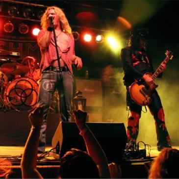Kashmir - The Ultimate Led Zeppelin Tribute Band-img