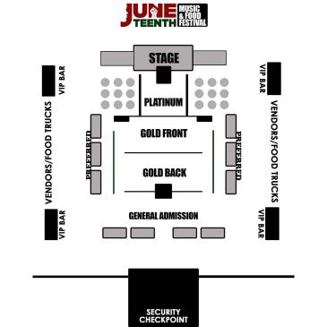 Juneteenth PowerFest: GucciMane & 1017 Family w/ Twista: Main Image