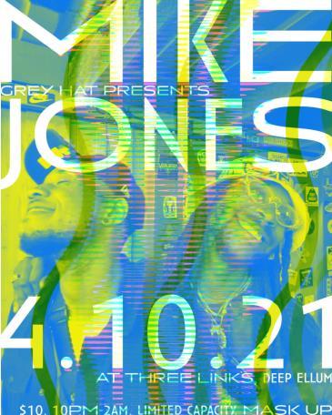 Mike Jones (Mike Mitchell & Marcus Jones): Main Image