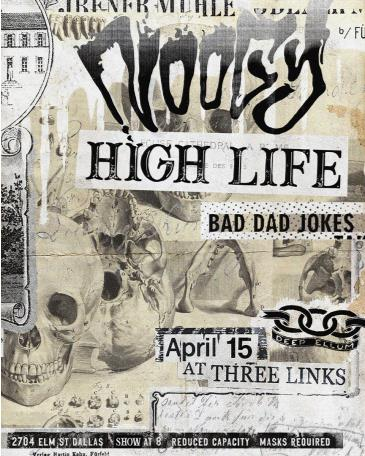 Noogy, High Life, Bad Dad Jokes: Main Image