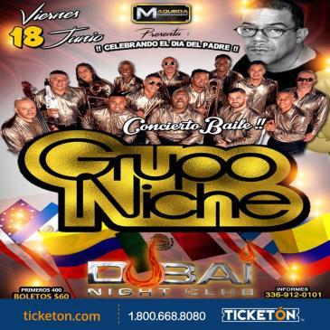GRUPO NICHE EN CHARLOTTE NC