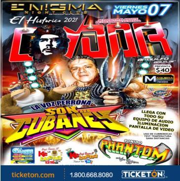 SONIDO CONDOR SON CUBANEY Y MAS!: Main Image