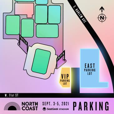 North Coast Music Festival 2021: PARKING: Main Image