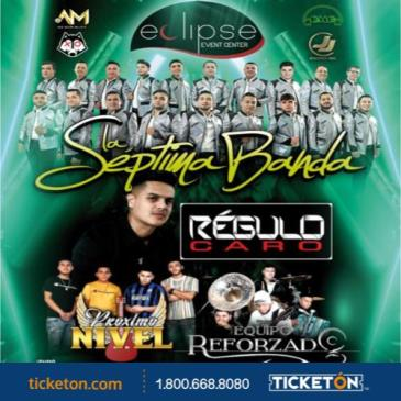 POSTPONED/REGULO CARO Y LA SEPTIMA BANDA: Main Image