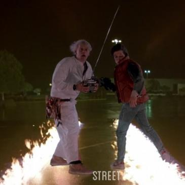 Back To The Future: Main Image