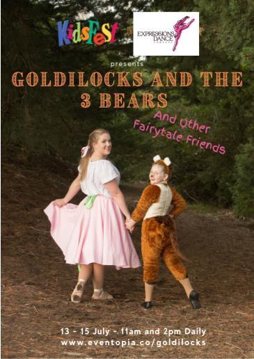 Goldilocks and the 3 Bears: Main Image