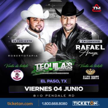 TOUR LOS COMPADRES EN EL PASO