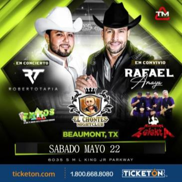 TOUR LOS COMPADRES EN BEAUMONT