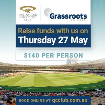 Grassroots Cricket Lunch: Main Image