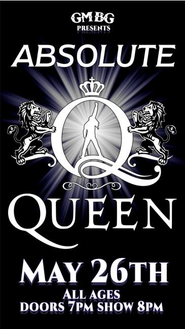 Absolute Queen - OUTSIDE STAGE: Main Image