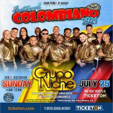 FESTIVAL COLOMBIANO 2021