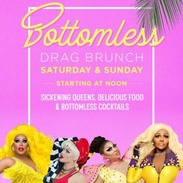 BOTTOMLESS DRAG BRUNCH - Mother's Day Edition-img