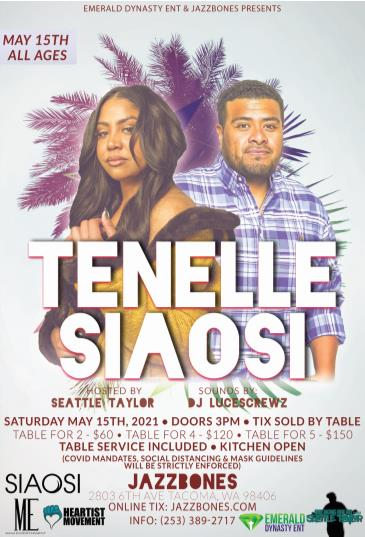 Tenelle (All Ages): Main Image