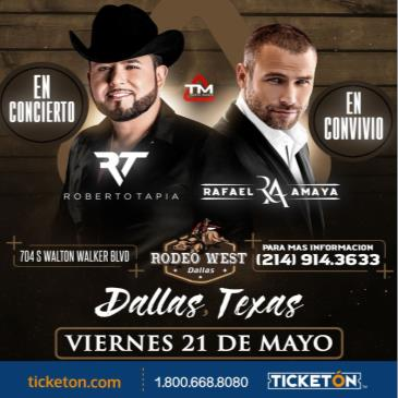 TOUR LOS COMPADRES EN DALLAS