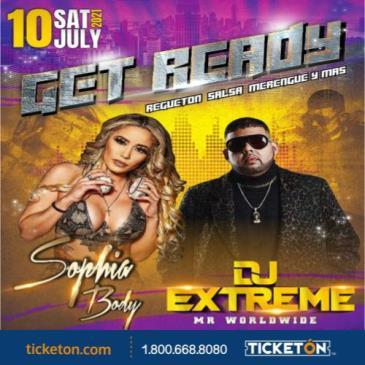 SOPHIA BODY , DJ EXTREME: Main Image