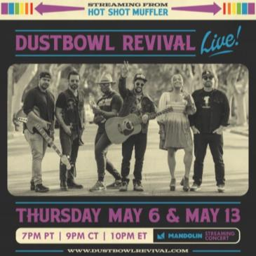 Dustbowl Revival: A Two Show Livestream Experience-img