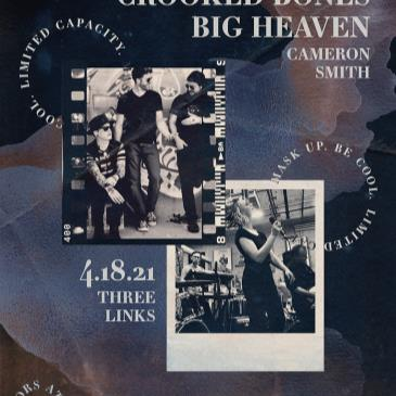 Crooked Bones, Big Heaven, Cameron Smith-img