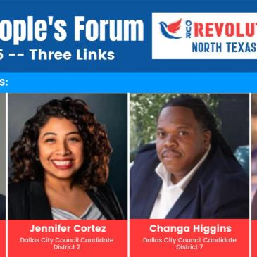Dallas People/s Forum (meet the City Council candidates)-img