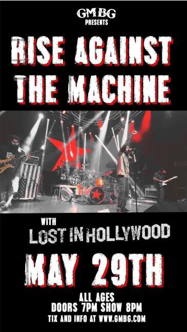 Rise Against The Machine: Main Image