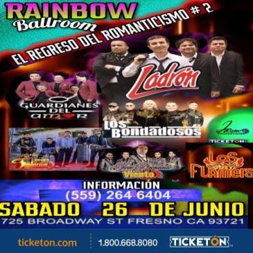 EL REGRESO DEL ROMANTICISMO RAINBOW BALLROOM: Main Image