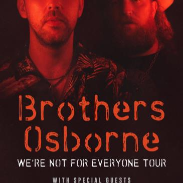 Brothers Osborne: We're Not For Everyone Tour-img