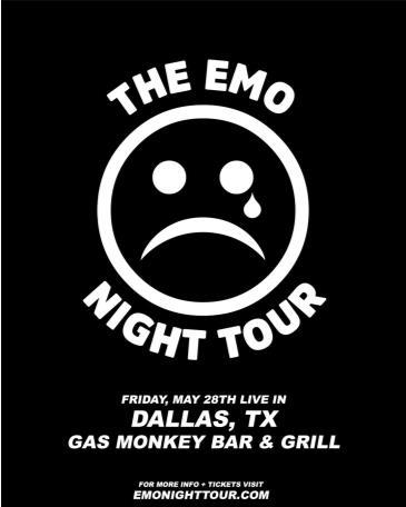 The Emo Night Tour: Main Image