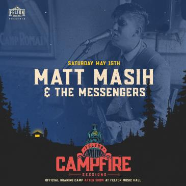 Matt Masih & The Messengers (Roaring Camp After Show): Main Image